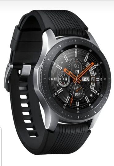 Samsung mega - Азербайджан: Samsung Galaxy watch 46mm təzədir 6ay zəmanət