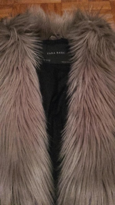 Zara-kaput - Srbija: AKCIJA Zara kratka bundica nova m velicia