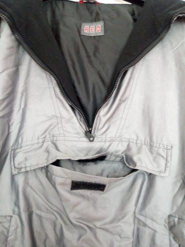 Siva suskava jakna s kapuljacom za prolece. - Loznica