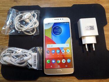 Motorola - Azərbaycan: Moto E Plus DS Gold _56Malın kodu--18812Proqram təminatı