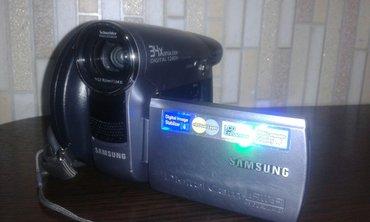 Bakı şəhərində Samsung dvd-kamera recorder. Birbawa dvd-diske yazir. Her disk 90deq