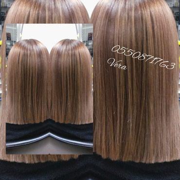 Мелирование волос.Разсветление из в Бишкек