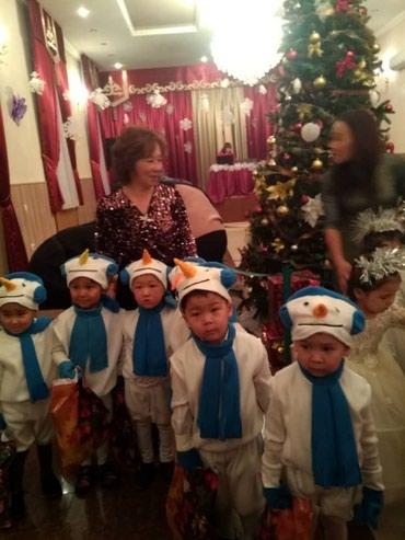 Частный детский сад принимает детей в Бишкек