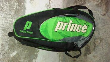 "Torba za teniske rekete. Prince marka. Tour edition. Velicina za ""6 - Beograd"