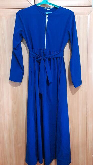 Детский мир - Ак-Джол: Хиджаб платье. Супер качество 42 44р. Хорошо сидит. На рост 150 155см