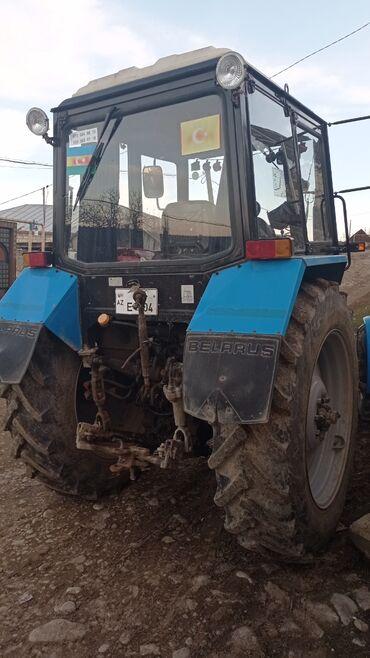 Yük və kənd təsərrüfatı nəqliyyatı - Sabir: Traktor 89.2 saz vəziyyətdədir. 14000 ələ, 13000 də lizinqi qalıb
