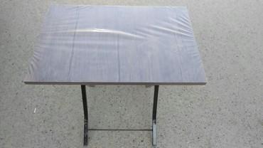 Bakı şəhərində Qatlanan stol yenidi 60 ×40 sm olcu catdirilma var anbardan satiw