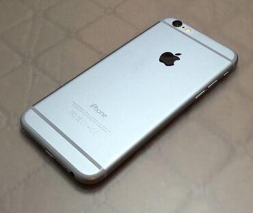 сколько стоит iphone в Кыргызстан: Б/У iPhone 6 64 ГБ Серебристый