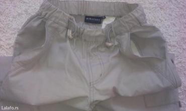 Decije pantalone vel. 134. Tanke, hladan pamuk, sa dzepovima sa strane - Beograd - slika 6