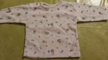 Majica na dug rukav za bebe vel.2god.polovna i ocuvana - Petrovac na Mlavi - slika 2
