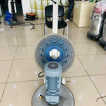 Роторная машина для стирки ковров.Мотор 1.5 кВТНержавеющая сталь