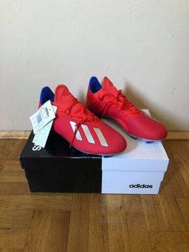 Kopačke | Srbija: AdidasX kopacke 38 Novo  didas X  Donesene iz inostranstva.  Kopacke s