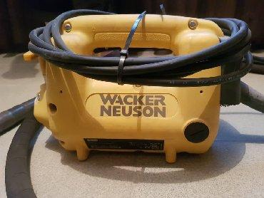 колба для кофеварки бош в Кыргызстан: Продаю глубинный вибратор для бетона Wacker Neuson  Булава 5 метров Но