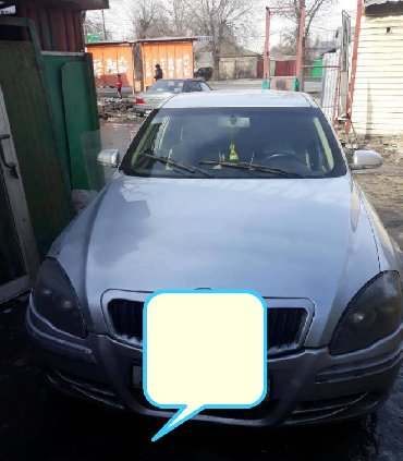 Brilliance - Кыргызстан: Brilliance M2 (BS4) 1.6 л. 2008
