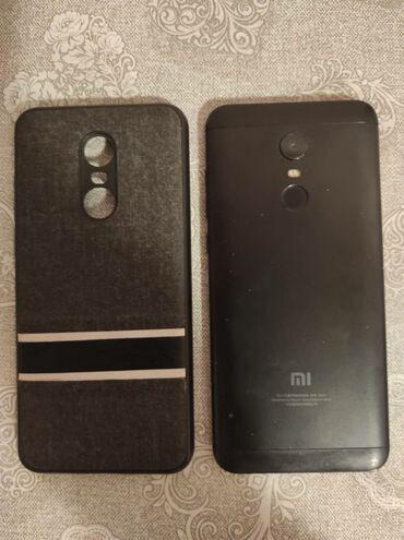 Электроника - Мыкан: Xiaomi Redmi 5 Plus | 32 ГБ | Черный | Сенсорный, Две SIM карты, С документами