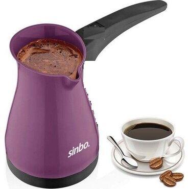 Posuđe | Srbija: Coffee Maker Sinbo -2928 Coffee Kettle Tea Machine - DŽEZVA N A J P