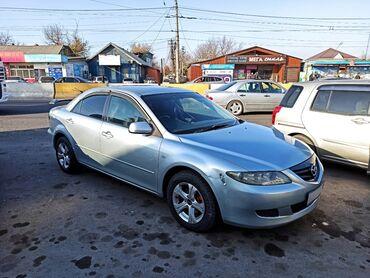 mazda sentia в Кыргызстан: Mazda Atenza 2 л. 2002