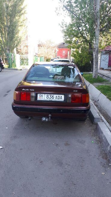 audi a6 19 tdi в Кыргызстан: Audi 1991