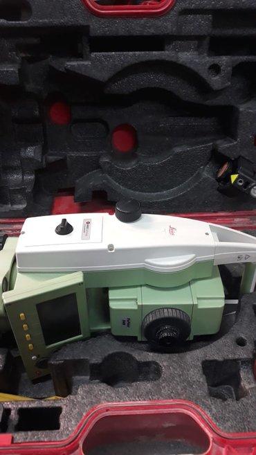 Alətlər Azərbaycanda: Leica ts06 plus r500 satilir hec bir problemi yoxdu ili 2015 deste