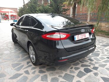 Ford - Azərbaycan: Ford Fusion 1.5 l. 2014 | 74000 km