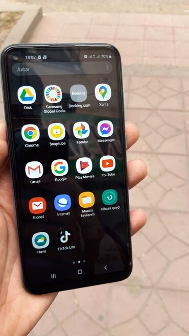 Samsung | 4 GB | Göy | Sensor, Barmaq izi, İki sim kartlı
