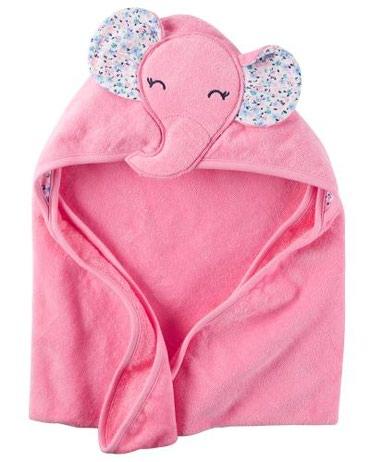 Carters Little Elephant Hooded Towel. Полотенце. Цвет в Бишкек