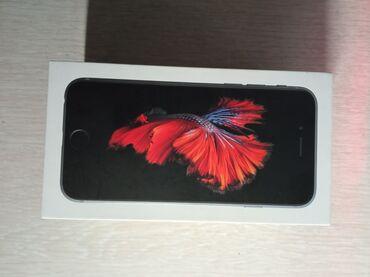защитное стекло на meizu m6 в Кыргызстан: Б/У iPhone 6s 16 ГБ Серебристый