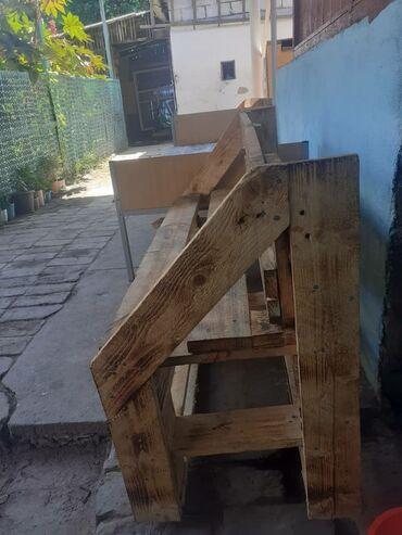 Садовая мебель в Кыргызстан: Продаю скамейку уличный СРОЧНО