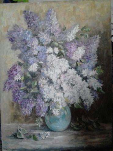 Картина продаётся Холс×масло ручная в Бишкек