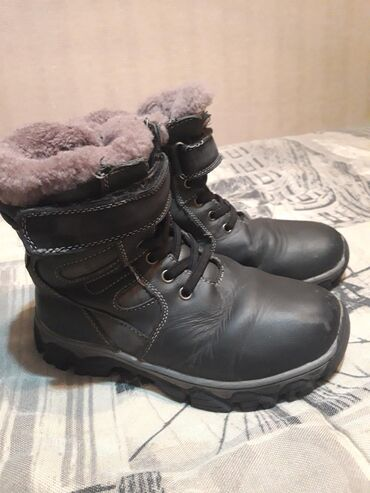 Зимние сапожки фирмы Pafi очень теплые, но требуется ремонт замочков