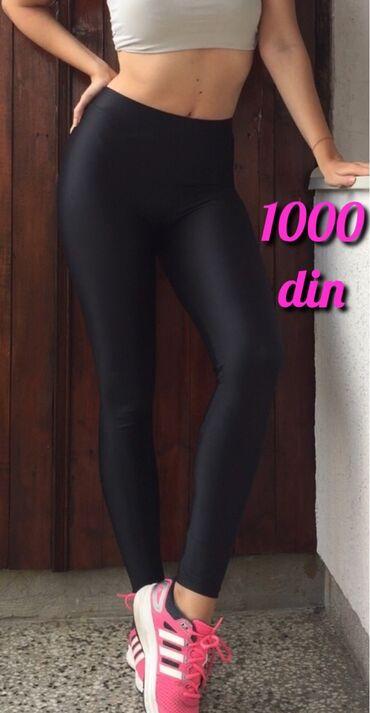 Ženske pantalone - Srbija: Helanke ~Vizuelno i do 10 kg manje! NOVOMaterijal od koga proizvodimo