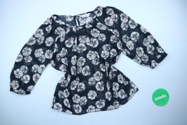 1537 объявлений: Жіноча блузка у квітковий принт Dorothy Perkins, р. М   Довжина: 54 см
