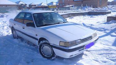Транспорт - Ала-Тоо: Mazda 626 2.2 л. 1989 | 232623 км