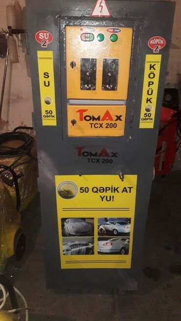 Satılır moyka aparatı 3500 azn . 50 qepikle işləyir ela