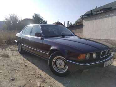 BMW - Бишкек: BMW 7 series 3 л. 1992 | 122222 км