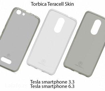 Sikikonska torbica skin za tesla smartphone 3. 3 i tesla smartphone 6