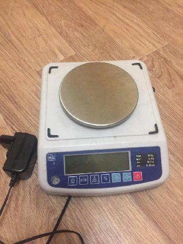 Весы электронные лабораторные (ювелирные) Масса -К в идеальном