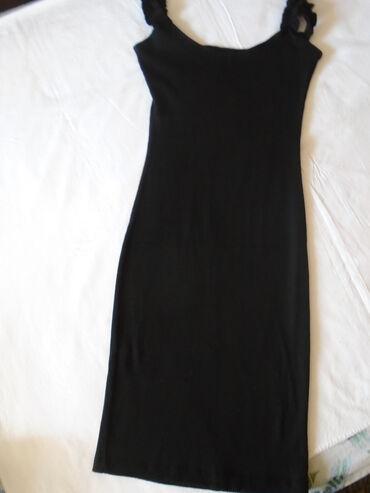 Nova tegljiva pamučna haljina, univerzalne veličine. Prati liniju
