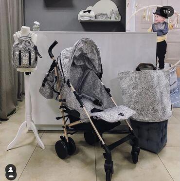 Коляски - Кыргызстан: Продаётся Мега стильная коляска от Elodie Details. Это лимитированная