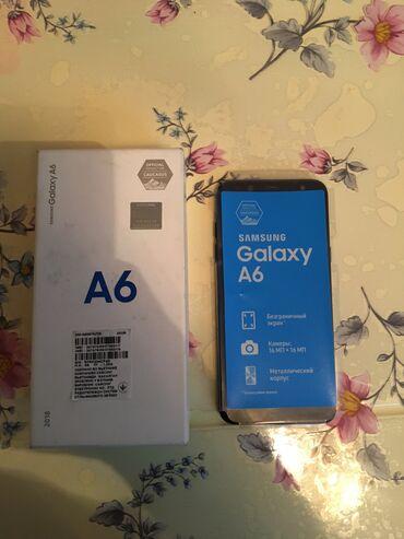Samsung j3 2018 qiymeti - Azərbaycan: Yeni Samsung Galaxy A6 32 GB göy