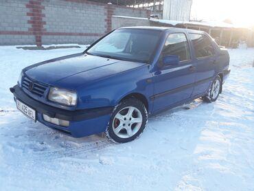 Мейманкана кыздары менен - Кыргызстан: Volkswagen Vento 1.8 л. 1997