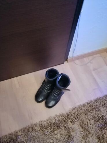 Μπότες μηχανης