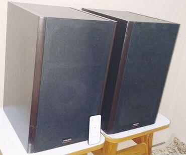 Динамики и музыкальные центры - Тип колонки: Акустическая - Бишкек: Продаю отличные аудио колонки Microlab SOLO 2C в отличном состоянии