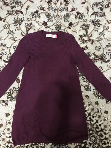 Платье трикотажное SELA на девочку, 9-11 лет