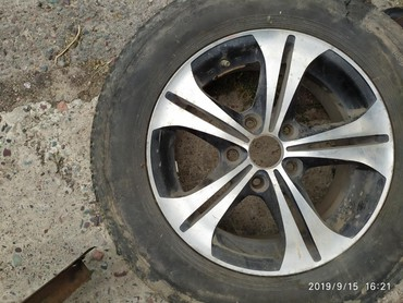 shlang-xhose-15-m в Кыргызстан: Продаю тиновый диск одна штука 15 -р прошу 2500 сом