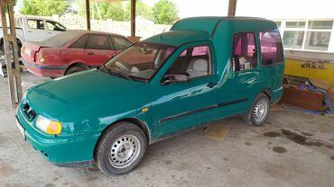 Volkswagen Caddy 1.9 л. 1997 | 68000 км