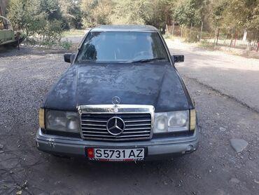 срочно нужны деньги в долг бишкек в Кыргызстан: Mercedes-Benz W124 2.3 л. 1991   430762 км