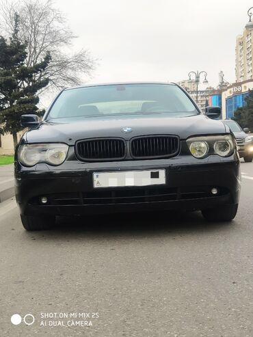 bmw 540i - Azərbaycan: BMW 7 series 4.4 l. 2001 | 325000 km