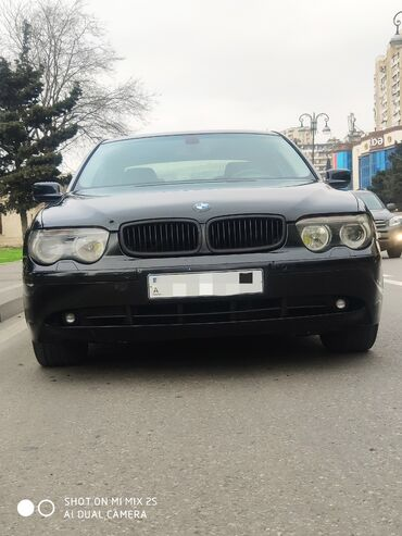 bmw 330 - Azərbaycan: BMW 7 series 4.4 l. 2001 | 325000 km