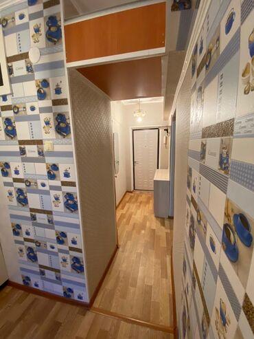 1 комнатные квартиры продажа in Кыргызстан | ПОСУТОЧНАЯ АРЕНДА КВАРТИР: Индивидуалка, 1 комната, 34 кв. м Бронированные двери, Видеонаблюдение, Дизайнерский ремонт